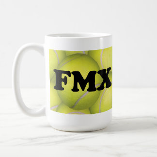 FMX, Flyball Master Excellent Classic White Mug