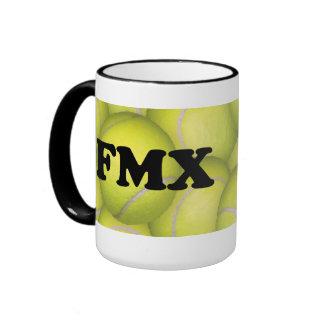 FMX, Flyball Master Excellent Ringer Mug