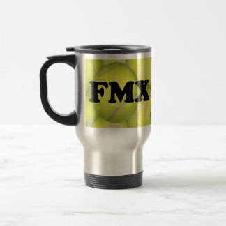 FMX, Flyball Master Excellent Travel Mug