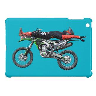 FMX - Freestyle Aerial Motocross Stunt III iPad Mini Cases