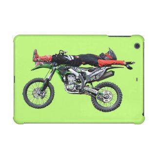 FMX - Freestyle Aerial Motocross Stunt III iPad Mini Retina Case