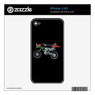 FMX - Freestyle Aerial Motocross Stunt III Skin For iPhone 4