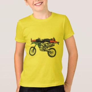 FMX - Freestyle Aerial Motocross Stunt III T-Shirt
