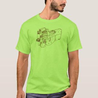 FN P90 SMG T-Shirt