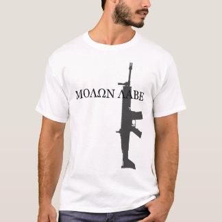 FN SCAR MK 16 - MOLON LABE T-Shirt