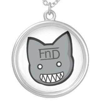 FnD Freaky Kittie Necklace