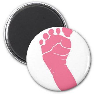 fnf foot.jpg 2 inch round magnet