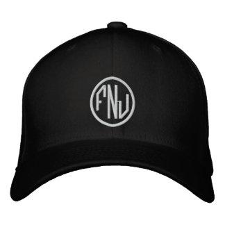 FNJ Custom Circle Logo Baseball Cap