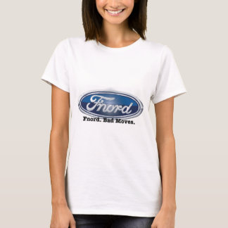 Fnord4WHITE T-Shirt