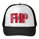 FNP Big Red Family Nurse Practitioner Gifts Trucker Hat