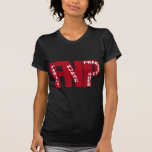 FNP Big Red Family Nurse Practitioner Gifts Shirt