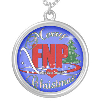 FNP CHRISTMAS NECKLACE FAMILY NURSE PRACTITIONER