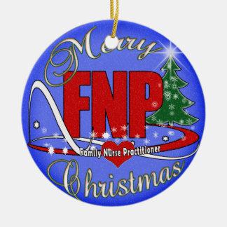 FNP CHRISTMAS ORNAMENT - FAMILY NURSE PRACTITIONER
