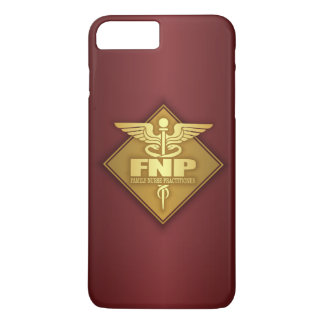 FNP (gold)(diamond) iPhone 7 Plus Case