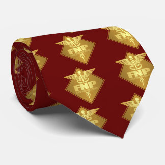 FNP (gold)(diamond) Neck Tie