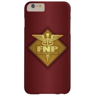 FNP (oro) (diamante) Funda Para iPhone 6 Plus Barely There