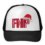 FNP SANTA - CHRISTMAS - FAMILY NURSE PRACTITIONER TRUCKER HAT
