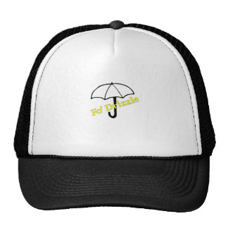 Fo' Drizzle (yellow) T- Shirts and Gifts Trucker Hat