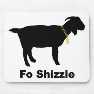 Fo' Shizzle Goat Mousepad