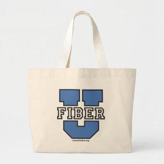 FOA - La bolsa de asas grande de la fibra U