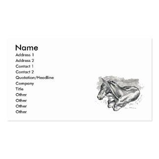 Foal Business Card