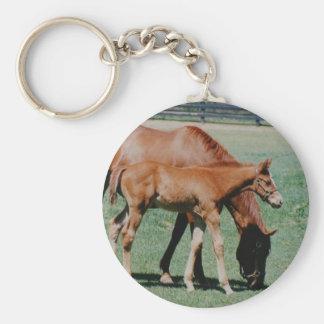 Foal Filly Keychain