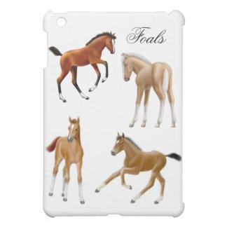 Foal Fun Customizable iPad Mini Cases