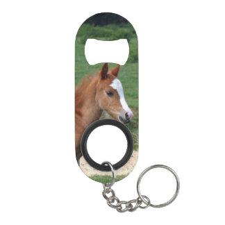 Foal Keychain Bottle Opener