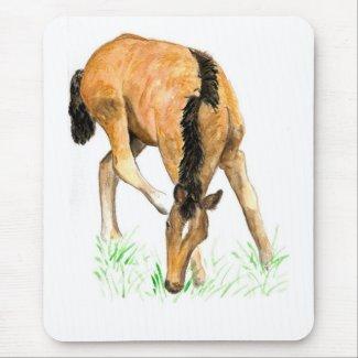 'Foal' Mousepad mousepad