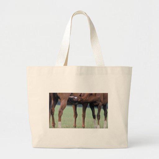 Foal Nursery Jumbo Tote Bag