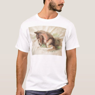 Foal Relaxing T-Shirt