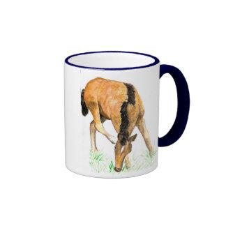 'Foal' Ringer Mug