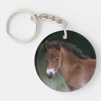 Foal Standing Keychain