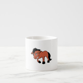Foal Young Horse National Day of the Horse Espresso Mug