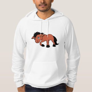 Foal Young Horse National Horse Protection Day Hoodie