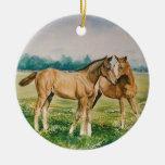 Foals Ornament