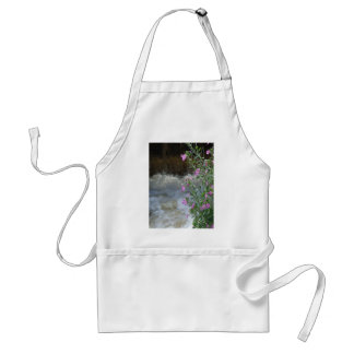 Foam And Flower Adult Apron