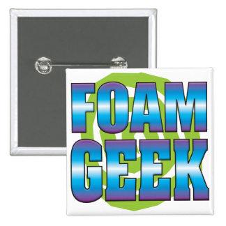 Foam Geek v3 Button