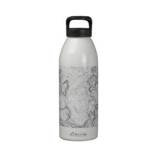 Foam Water Bottle