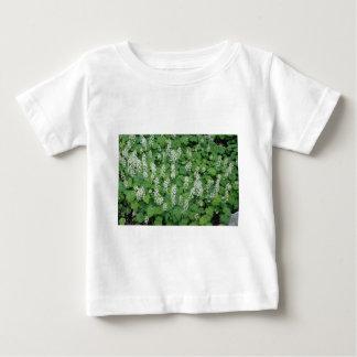 Foamflower (Tiarella Cordifolia) flowers Tshirt