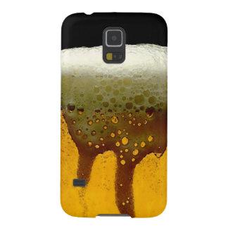 Foamy Beer Case For Galaxy S5