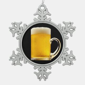 Foamy Beer Mug Ornament