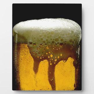 Foamy Beer Plaque