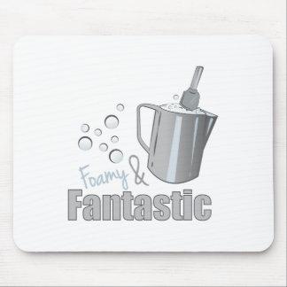 Foamy & Fantastic Mouse Pad