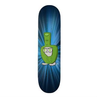 Foamy Finger Costume Skateboard