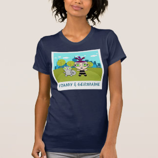 Foamy & Germaine Chibi Photo Shirt