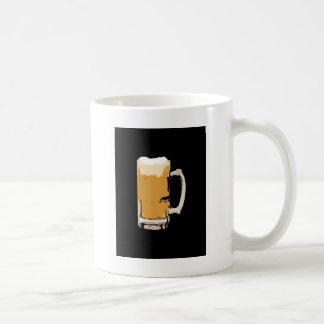 Foamy Mug Of Beer Pop Art