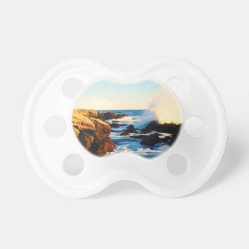 foamy seaside 2 pacifier