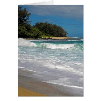 Foamy Surf Card