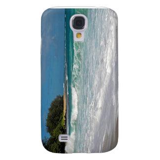 Foamy Surf Samsung Galaxy S4 Covers